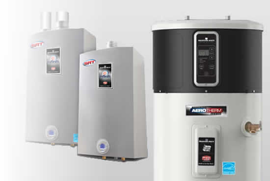 Water Heaters | Tank and Tankless